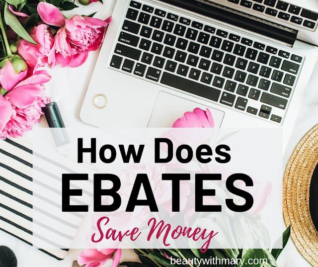 How does Ebates save you money