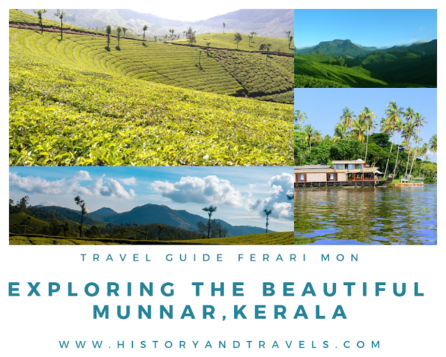 Munnar Kerala, Summer Holiday Destination India