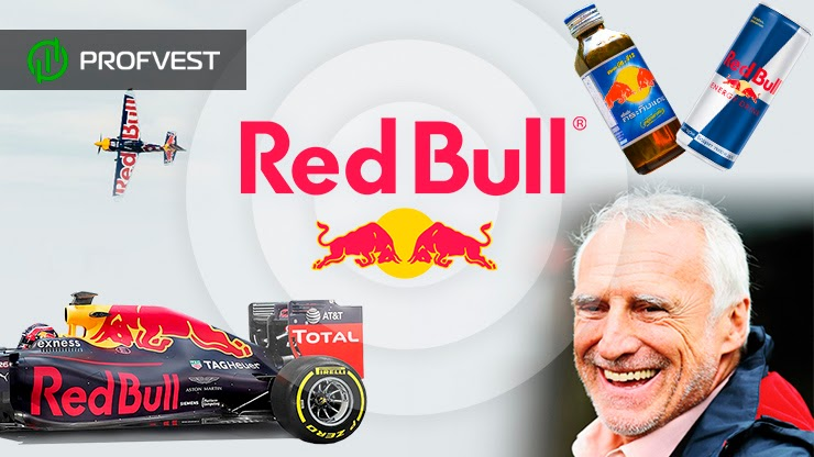 Компания Red Bull история известного бренда