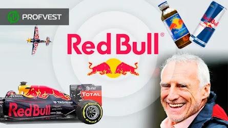 Компания Red Bull: история становления известного бренда