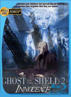 Ghost in the Shell 2 Innocence (2004) HD [1080p] Latino [Mega] dizonHD