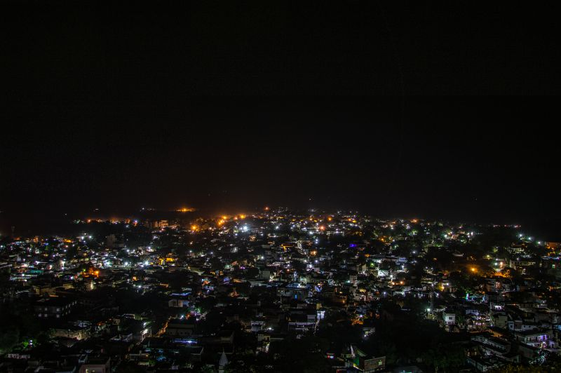 Chanderi at Night