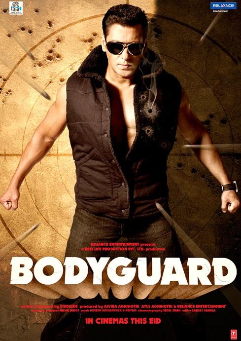 Aa Gaya Hai Bodyguard Video, Salman Khan's