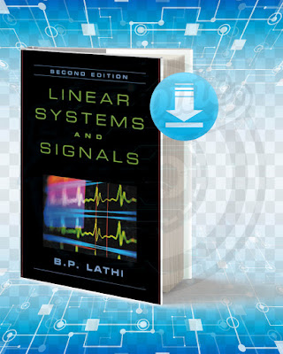Free Book Linear Systems and Signals pdf.