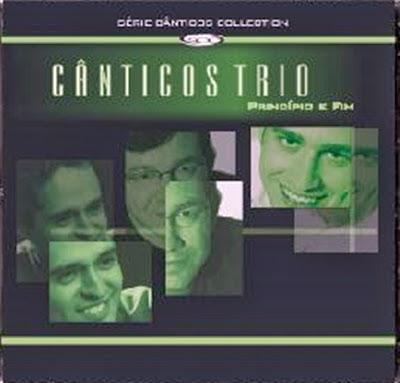 Partituras Cânticos Trios Princípio e Fim