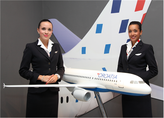 Center Croatia Airlines To Launch Lisbon Flights In May Center