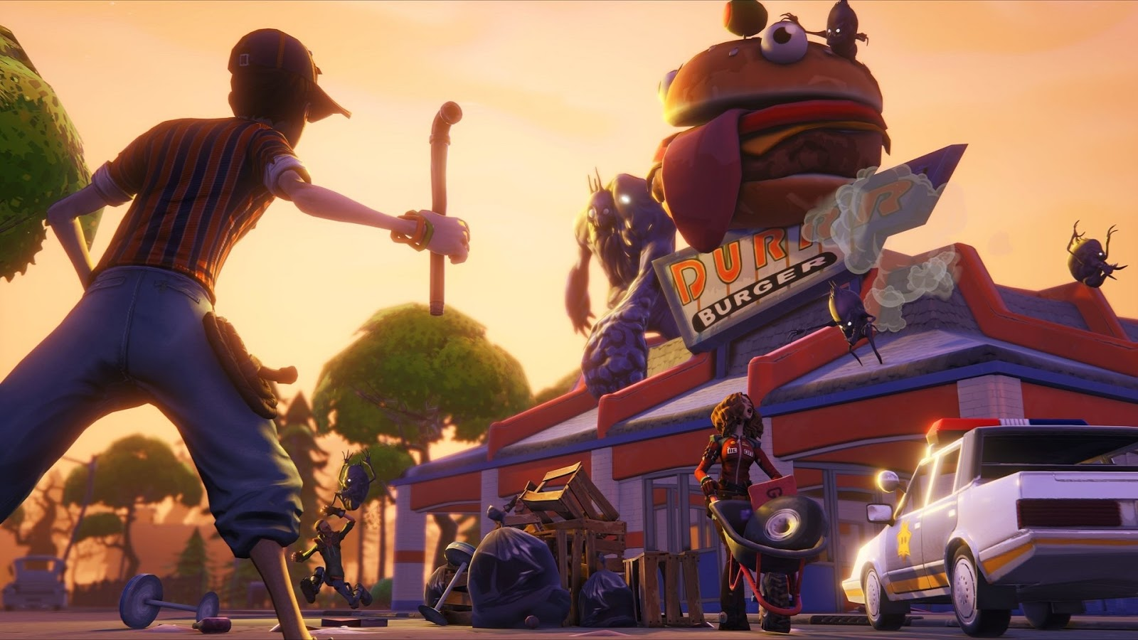 Download Fortnite HD Wallpapers - Read games review, play online games & download games wallpapers