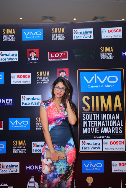 Lavanya Tripathi at SIIMA Awards 2017 Day 2 Stills