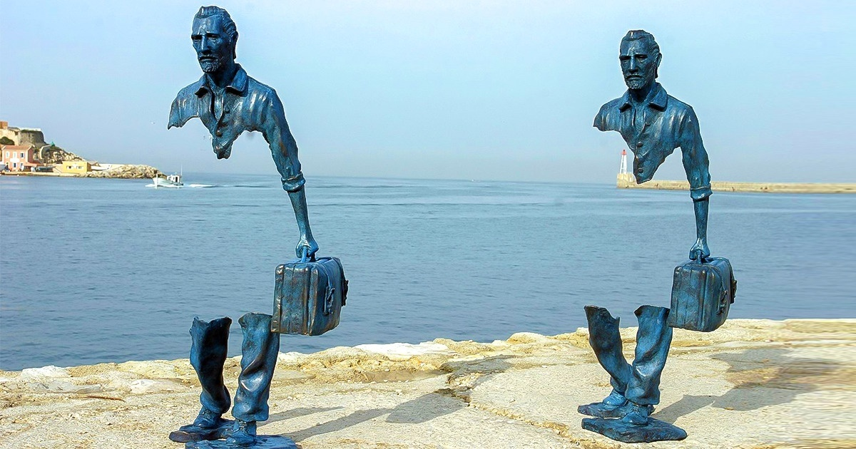 15 Breathtaking Sculptures That Messed With Our Perception