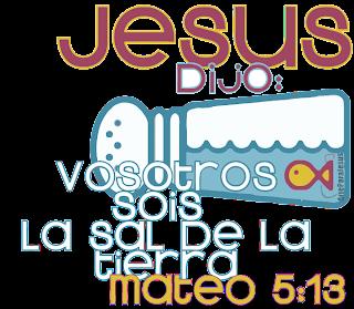 Resultado de imagen para Mateo 5,13-16: Sal de la tierra