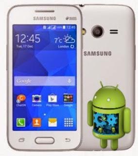 Cara Root Dan Install TWRP Samsung Galaxy V G313HZ
