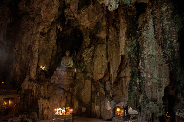 Cuevas de Da Nang