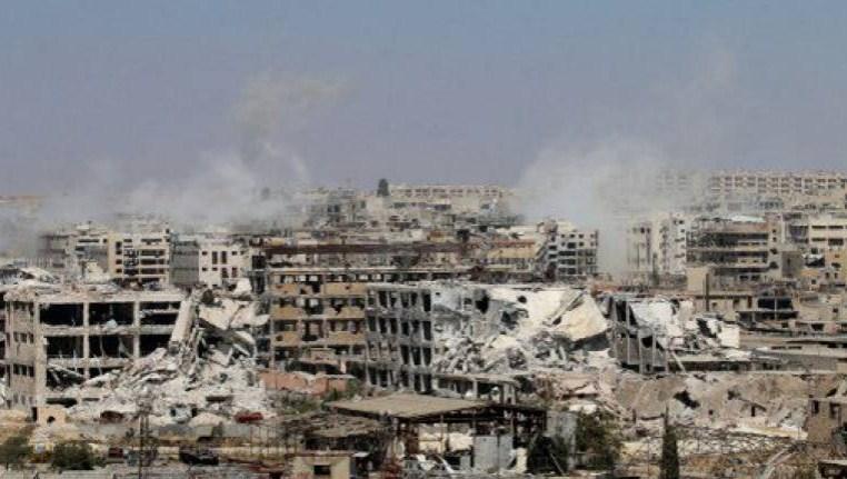 Indonesia Serukan Gencatan Senjata di Aleppo Suriah