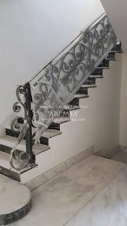 jasa railing tangga klasik surabaya, sidoarjo, dan sekitarnya