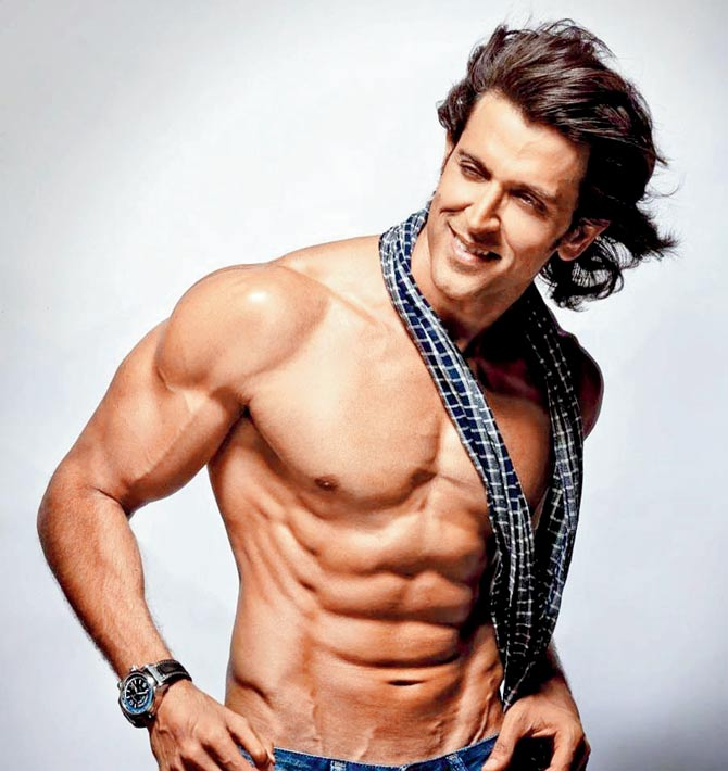 Hrithik Roshan Workout Routine and Diet Plan - Weight Loss ...