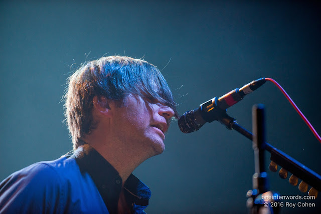 Death Cab for Cutie at The Toronto Urban Roots Festival TURF Fort York Garrison Common September 18, 2016 Photo by Roy Cohen for  One In Ten Words oneintenwords.com toronto indie alternative live music blog concert photography pictures