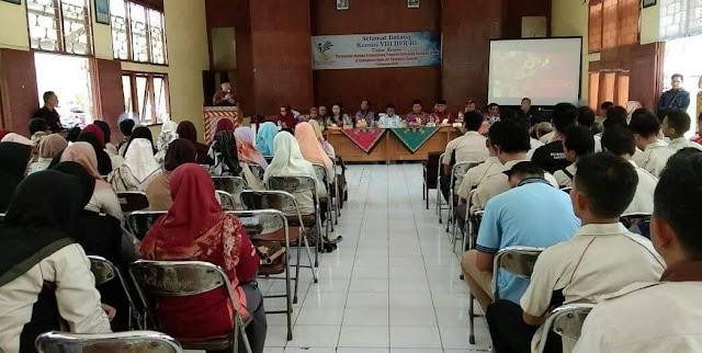 Komisi VIII DPR RI Kunjungi Ogan Ilir
