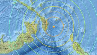 Pulau Papua digoncang gempa 7,9SR