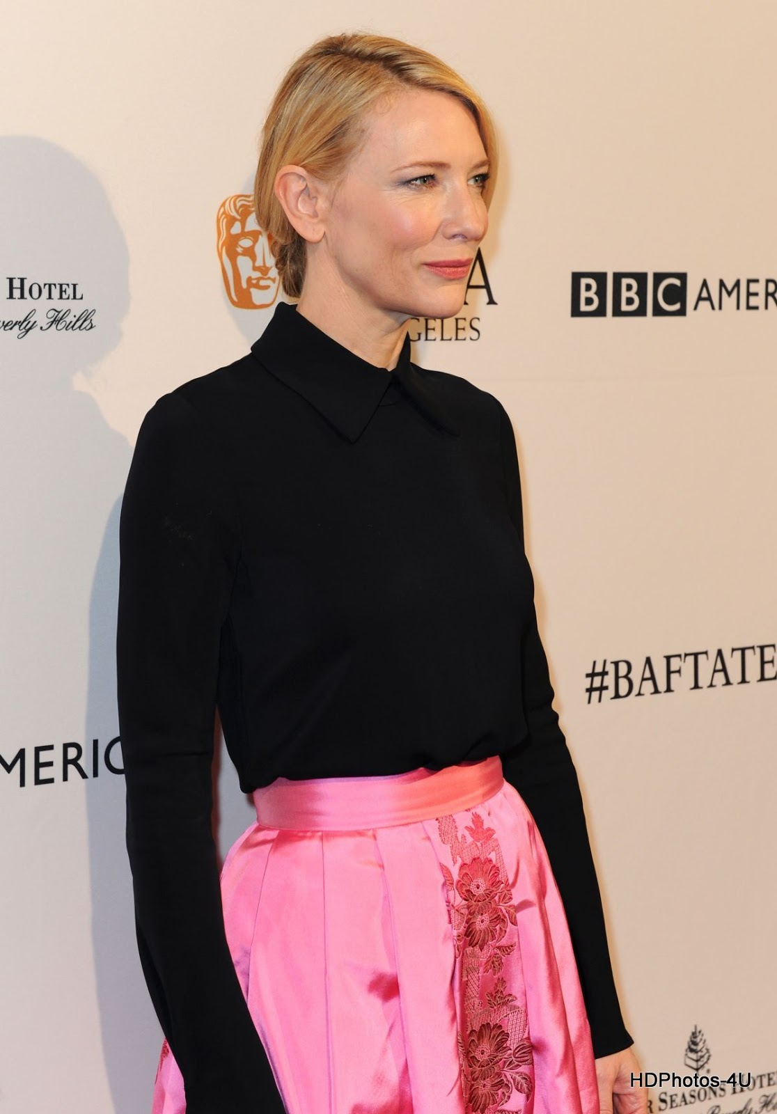 Full HQ Photos of Cate Blanchett at BAFTA Los Angeles Awards Season Tea in Los Angeles