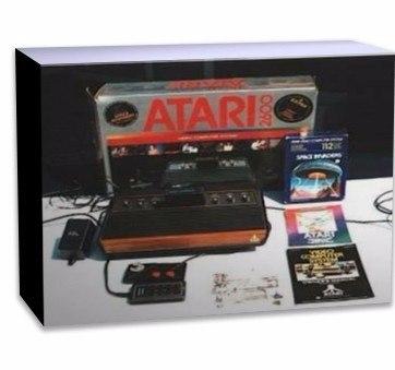 Atari - (Todos os Jogos) + Emulador
