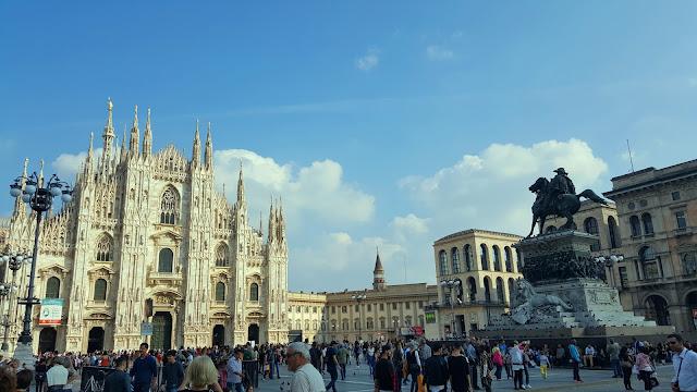 Catedral Duomo de Milão