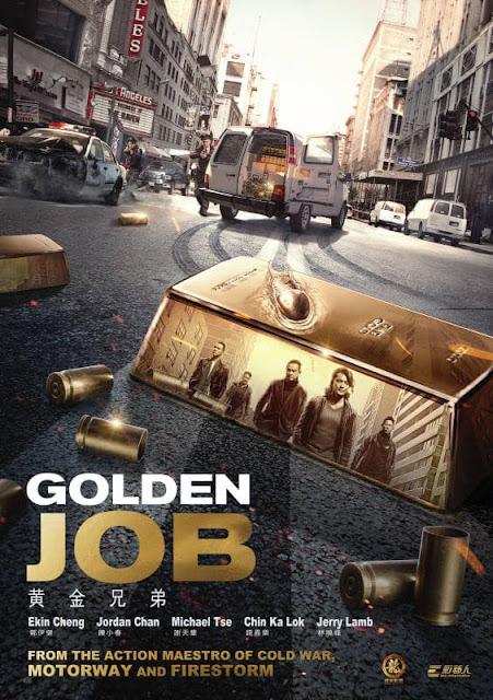 TRAILER: Golden Job (黄金兄弟) (2018)