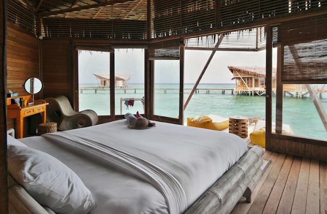 Eco Resort Room in Pulo Cinta