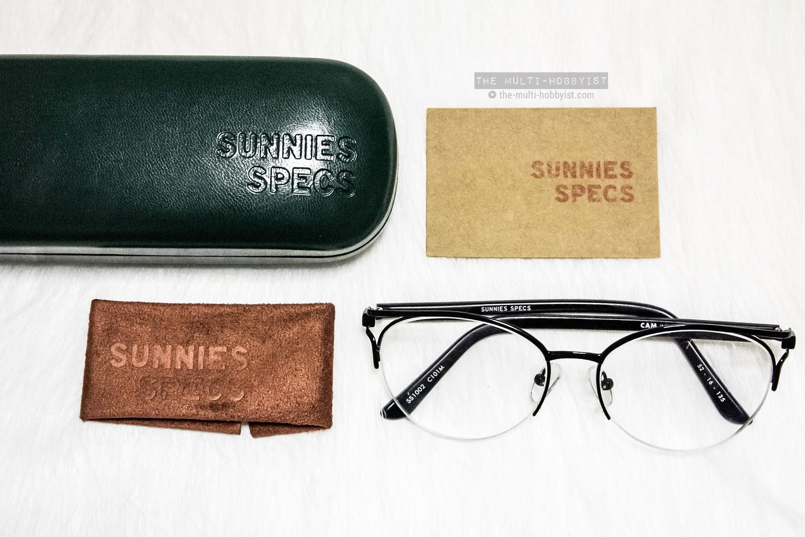 My Sunnies Specs kit | Sunnies Specs Review