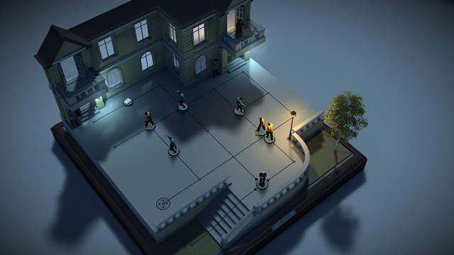 Hitman GO: Definitive Edition PC Full Español