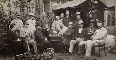 Torneo internacional de Ajedrez de Dresde de 1892