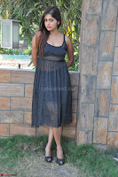 Pragya Nayan New Fresh Telugu Actress Stunning Transparent Black Deep neck Dress ~  Exclusive Galleries 028.jpg