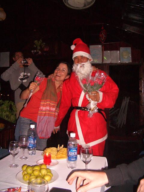 The memorable Christmas experience at Ha Long Bay 2