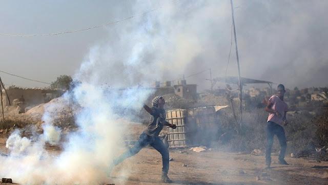 «Βράζει» πάλι η Ιερουσαλήμ - «Καίγεται» η Δυτική Όχθη