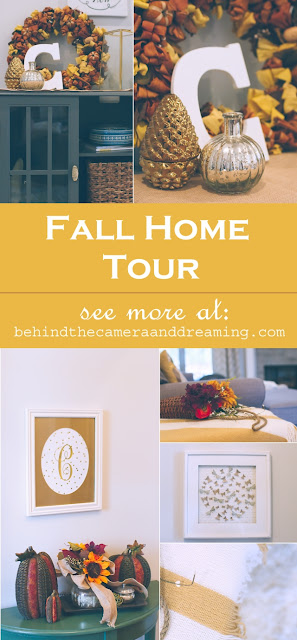 Decorating for fall can be simple and still look clean and stylish. Come take a peek inside my home to see what Autumn has inspired in the way of home decor!