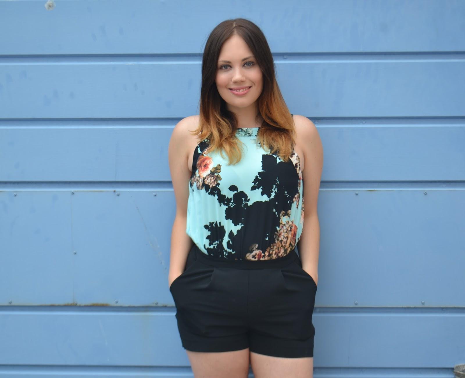 69b4d7c68b Forevermissvanity - A UK Lifestyle Blogger   Summer Playsuits  River ...