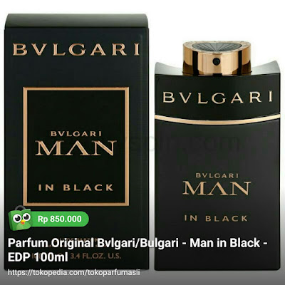 toko parfum asli parfum original bvlgari bulgari man in black edp 100ml man