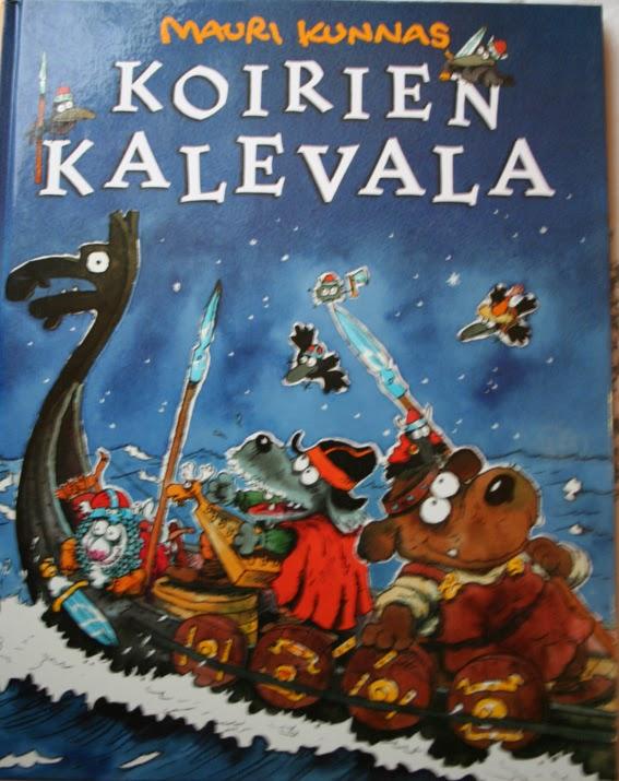 The Encyclopedia Americana (1920)/Kalevala