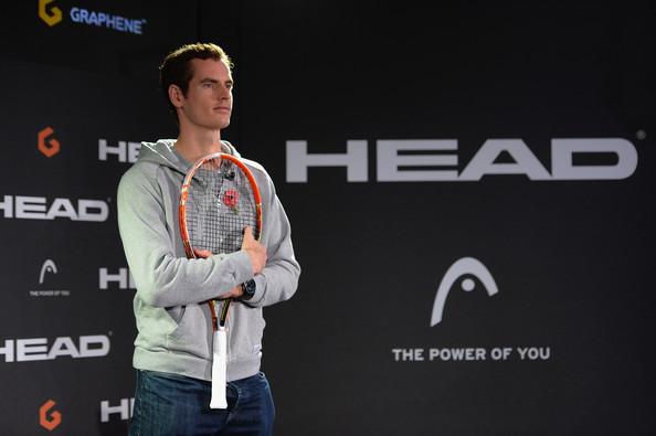 Murray podría dejar HEAD tras criticar a la marca y a Sharapova