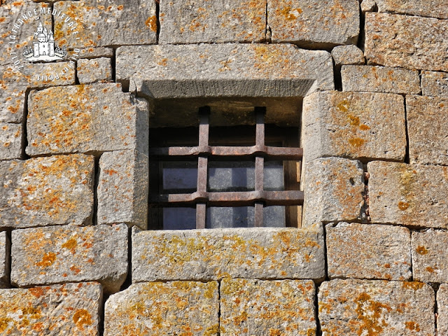 MONTIERS-SUR-SAULX (55) - Le château-fort