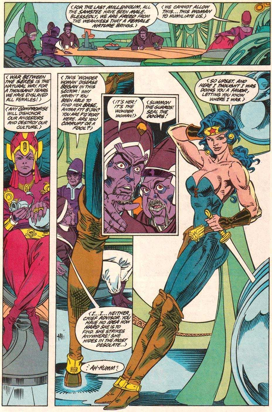 Read online Wonder Woman (1987) comic -  Issue #70 - 4