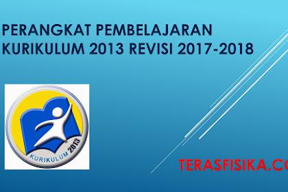 RPP PJOK Kelas 9 Kurikulum 2013 Revisi 2018 Semester 1 dan 2