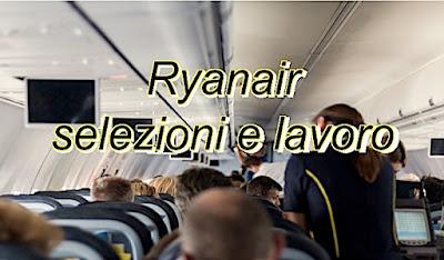 adessolavoro.blogspot.com - Ryanair offerte lavoro