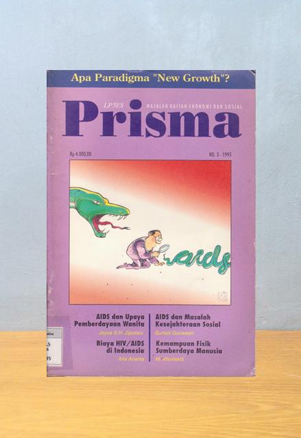 Majalah Prisma: Masyarakat dan Masalah HIV/AIDS
