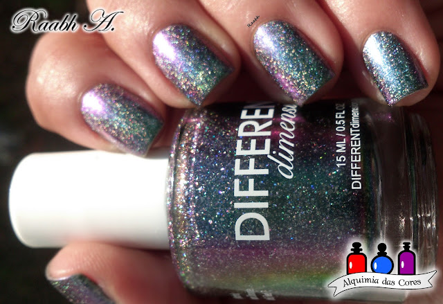 Different Dimension Extragalactic Collection, Different Dimension Celestial, Multichorme, Holográfico, Raabh A.