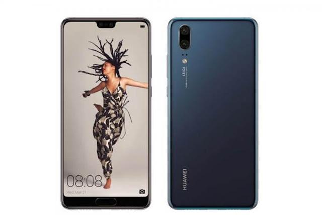 مواصفات وسعر هاتف Huawei P20 بالصور والفيديو