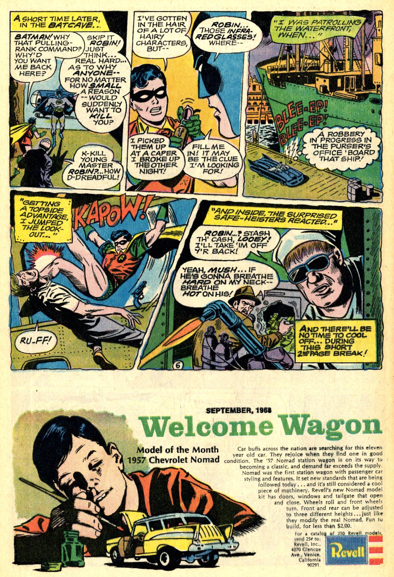 Detective Comics (1937) 381 Page 7