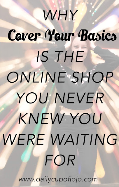 Why Cover Your Basics is the Online Shop You Never Knew You Were Waiting For
