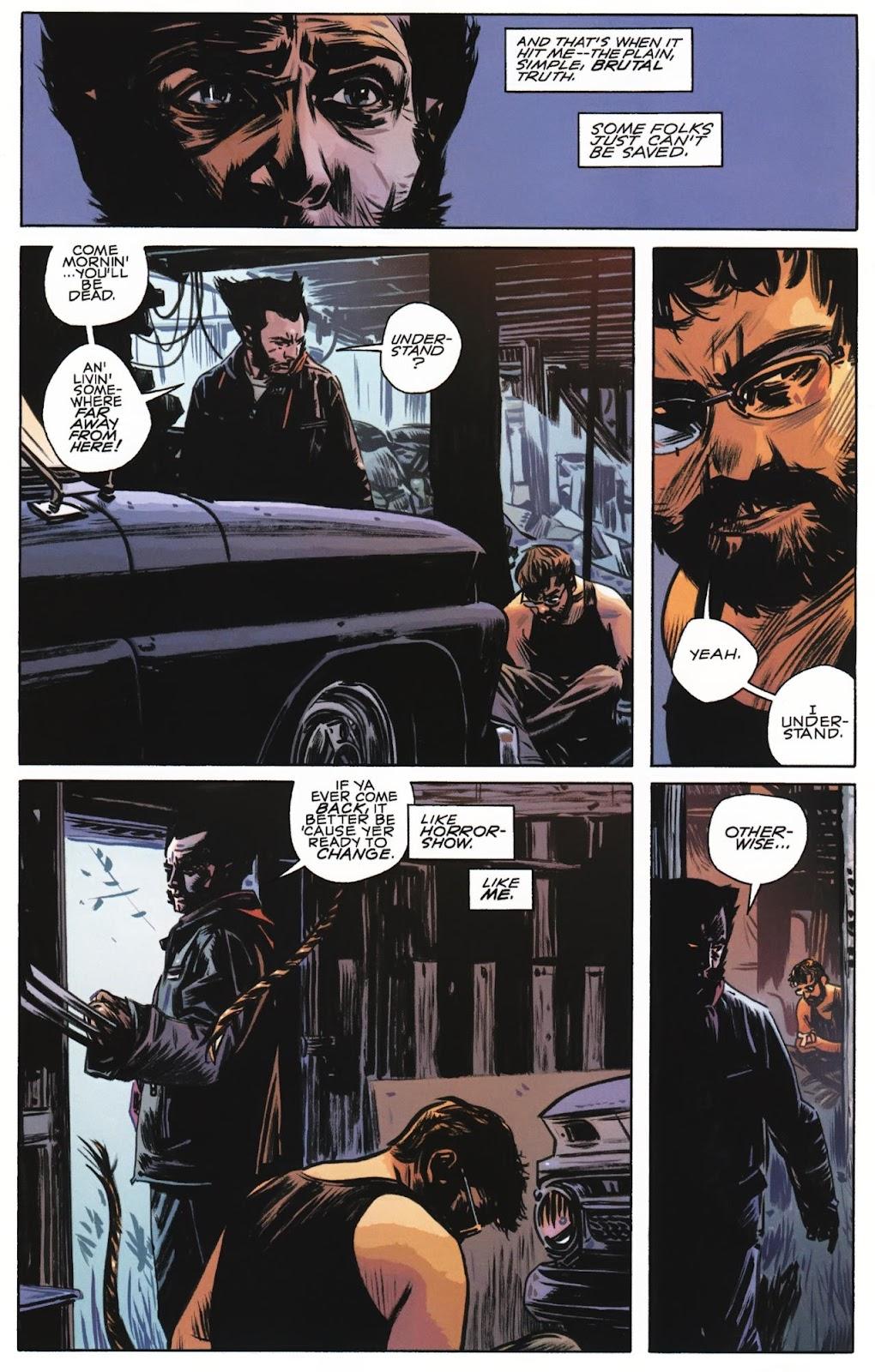 Read online Wolverine (2003) comic -  Issue #74 - 11