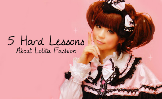 5 Hard Lessons About Lolita Fashion