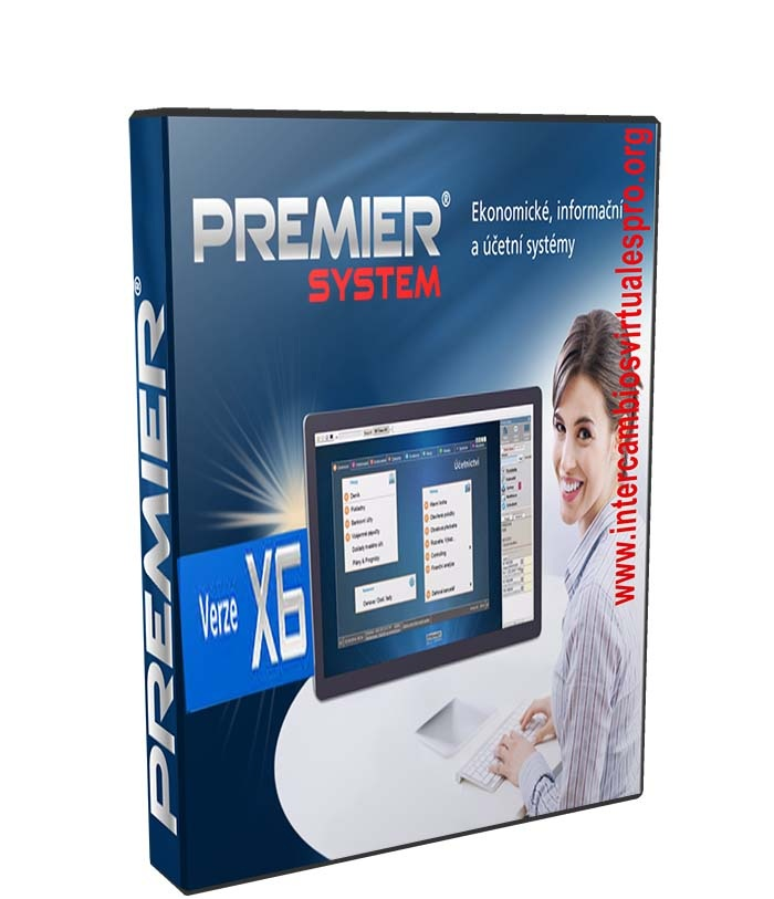 Premier System X6.1 16.8.1168 poster box cover